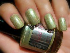 Naild' It Charity Trio Ultimate Service - pistachio beauty