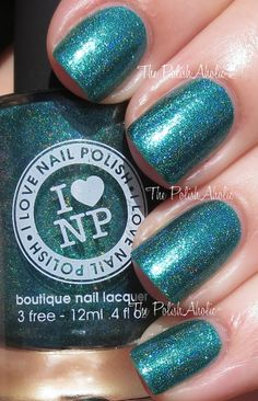 I Love Nail Polish Summer 2014 Collection Swatches