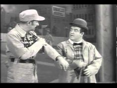 Complements today's review of About Time The Abbott & Costello Show: Who's On First? 1981 Movie Trailer