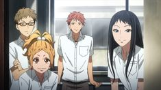 suwa and group orange anime