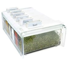 Frieling Spice Box, White - http://spicegrinder.biz/frieling-spice-box-white/