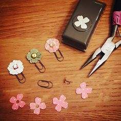 Paperclip, Stampin'Up,