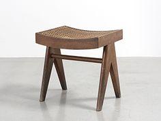Pierre jeanneret stool Pierre Jeanneret, Chandigarh, Interior Design, Stools, Bench, Furniture, Home Decor, Lowboy, Home