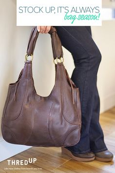 Finddesignerhandbagsaffordableenoughyoumaygrabtwo!thredUP is an online consignment shop with high quality like-new bags at reliably low prices.Theonlyproblemyouwillhaveisnarrowingyourchoicesdown.Butthenagain, youcouldgetboth.