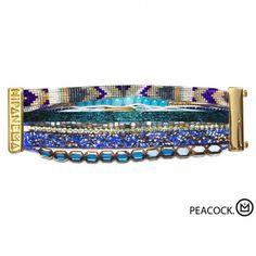 Bracelet Peacock