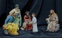 OtrosJuan Miguel de la Rosa Pink, Births, San Jose, Nativity Scenes