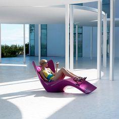 Vondom Surf Sun Chaise