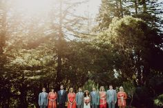 Bridal Party Shot » The Mullers