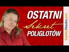 Poliglota - odkryj jak zwykli ludzie opanowują 2 języki rocznie? - YouTube