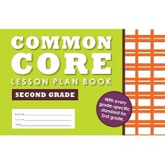 COMMON CORE PLAN BOOKS  Available for grades K-5.  These Common Core plan books have a fold-out cover with a complete listing of the grade-specific math and ELA/ Literacy Common Core standards so teachers can easily plan lessons each week!  They include 42 weeks of planning, student information, seating chart, and more!