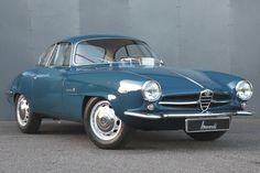 #Alfa #Romeo #Giulia #SS #Sprint #Speciale