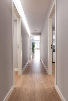Interior Home Design Trends For 2020 - New ideas Home Room Design, Home Interior Design, Living Room Designs, Kitchen Interior, Modern Apartment Decor, Apartment Interior, Corridor Design, Hallway Designs, Hallway Ideas