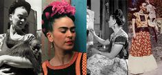 A History of Style: Fashion Inspired by Frida Kahlo – College Fashion