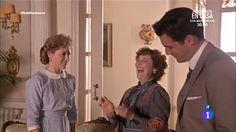 q momentazo y q risas con Salv,Diana y la tía Adolfina! @LaLarralde @adroveralex siempre estupendos #SeisHermanas