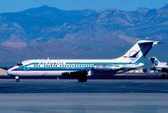 Republic Airlines DC-9-15; N9349, September 1982 by Aero Icarus, via Flickr