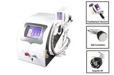 COOL THERAPY VACUUM FAT DISSOLVE REMOVAL RF DIODE BODY SLIM BEAUTY SPA MACHINE