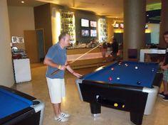Beach Palace: sports bar w/ pool tables