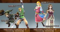 Best Buy, Amazon offer Hyrule Warriors pre-order costumes - http://videogamedemons.com/news/best-buy-amazon-offer-hyrule-warriors-pre-order-costumes/