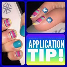Jamberry Application