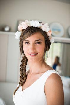 celine lescure photographie pour autumns studio photographe france couronne en tissu - Photographe Mariage Annemasse