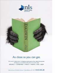 Family Library poster is banned from Scottish railways | The Drum