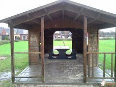 Picknickset Standaard Antraciet bij Dorpshuis De Sprunk in Koningslust