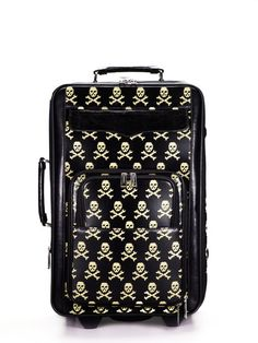 "23"" Skull Suitcase by Rebecca Minkoff on Gilt.com"