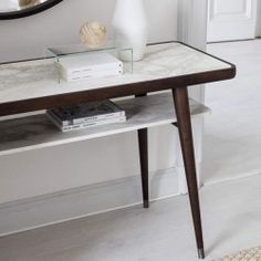Porada Chantal Console from Lime Modern Living. Find a range of modern and contemporary furniture featuring the best European brands. Contemporary Furniture, Consoles, Office Desk, Modern, Console Tables, Cave, Bedrooms, Home Decor, Bear