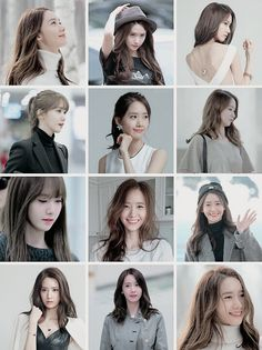 yoona x grey requested by (request are always open! People think grey is a neutral, but I think it's such a moody, intense, dramatic and sexy color. Girls' Generation Taeyeon, Girls Generation, Yoona Snsd, Korean Actresses, Celebs, Celebrities, Korean Beauty, Girl Photos, Kpop Girls