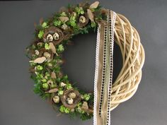 #wianek #wreath #easter #wielkanoc