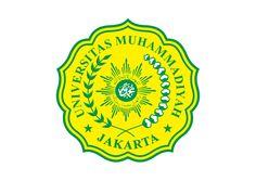 Logo UMJ (Universitas Muhammadiyah Jakarta) Vector