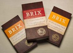 Chocolate to pair with wine buy at world market lovely hostess gift with a bottle of vino.