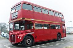 1962 Leyland Routemaster RMC
