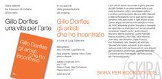 GILLO DORFLES, UNA VITA PER L'ARTE, Palazzo Reale, 24 ottobre, BOOKCITY 2015