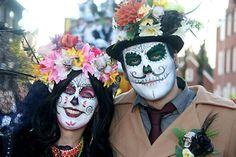 Thema: Sugar Skull...Dia de los Muertos