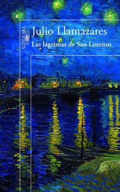 LAS LÁGRIMAS DE SAN LORENZO. Julio Llamazares (León, 1955). Un profesor de universidad regresa a Ibiza, donde pasó sus mejores años de joven, para asistir junto con su hijo, del que vive separado hace ya tiempo, a la lluvia de estrellas de la mágica noche de San Lorenzo. La contemplación del cielo, el olor del campo y del mar y el recuerdo de los días pasados desatan en él la melancolía, pero también la imaginación.