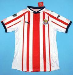 a83ea271776 Chivas CD Guadalajara soccer jersey 2018-2019. JARAGUAR