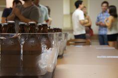 Beermatch - Março 2012. Aqui foi escolhida a Kings & Queens.