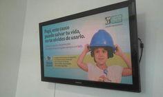 Cartelera Digital Corporativa en Farmatodo #DigitalSignage #Venezuela @imvinet #PantallaInformativa