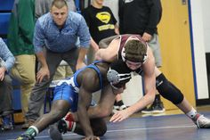 Perry's Zach Thompson leads wrestlers at Perry Invite | The Perry Chief