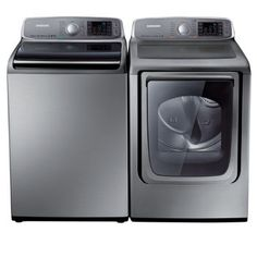 Costco: Samsung® Top-load King Size Capacity Washer and Top-Load Eletric Dryer Set