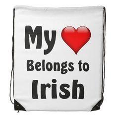 """My heart Belongs to Georgian"" Drawstring Backpack - parleremo - language - languages - georgian Romanian Language, Finnish Language, French Language, Georgian Language, Polish Language, Cinch Bag, Drawstring Backpack, My Heart, Languages"