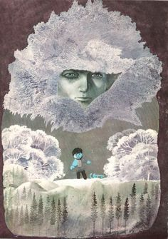 The Snow Queen by Janusz Stanny.1985