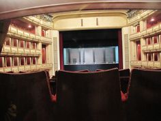 Inside the Opera House in Vienna Jukebox, Vienna, Opera House, Places, Home, Ad Home, Homes, Haus, Opera