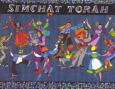 simchat torah, images   Simchat Torah Flag
