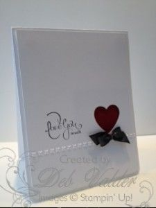 Best of Love by Deb Valder www.stamladee.com  #valentine