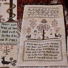 SubRosa: Adam & Eve Sampler