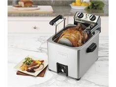 #holidaycooking2.5-g al. Turkey Fryer by Waring Products by Waring Products at Cooking.com