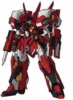 Alteisen Custom, Mecha, Super Robot Taisen, SRW, SRT