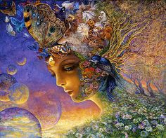 'Eternal Love' by Josephine Wall